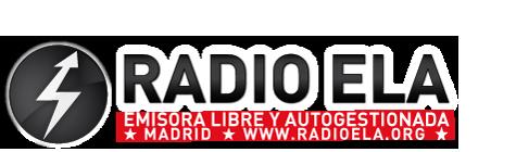 Radio ELA: Emisora Libre Autogestionada. 100.0 FM Madrid